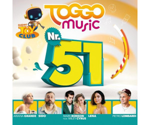 Toggo Music 51 (CD)