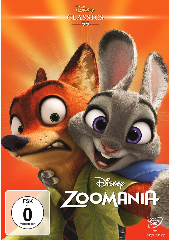 Zoomania [DVD]