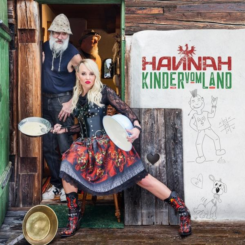 Hannah - Kinder vom Land (CD)