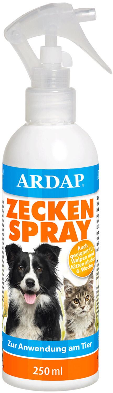Quiko ARDAP Zeckenspray zur Anwendung am Tier