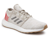 a9bd61484 Adidas PureBOOST Go Men Clear Brown   Carbon   Active Red
