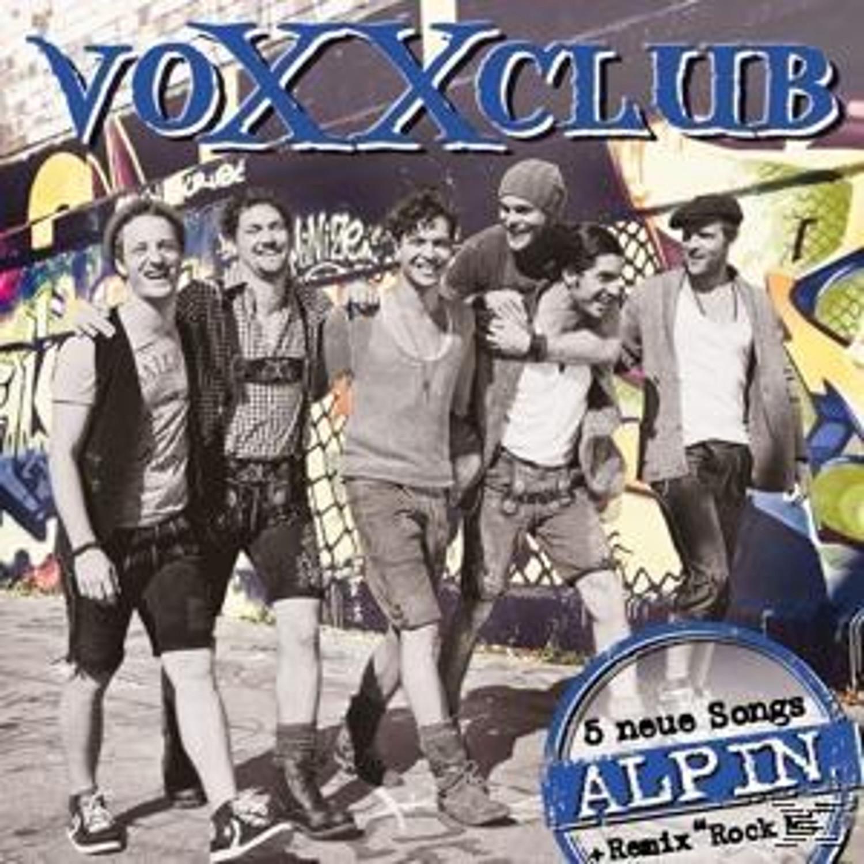 Voxxclub - Alpin (Re-Release) (CD)