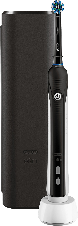 Oral-B Pro 750 Black Edition CrossAction