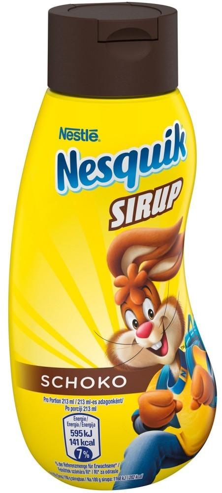 Nesquik Sirup Schoko (300g)
