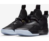 sale retailer 9599d 12b06 Nike Air Jordan XXXIII Basketball shoe black white dark gray