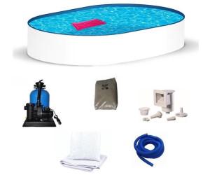 Pool Chlor Shop Toscana 490 X 300 X 120 Cm Ab 129900