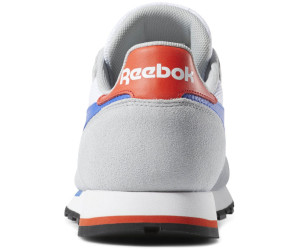 Reebok Classic Leather whitegreycobaltorangeblack ab 45