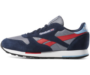 Reebok Herren Sneakers Classic Leather Mu grau 41: