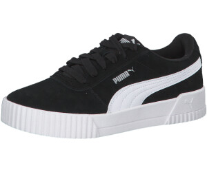 Puma Schuhe Sneaker Veloursleder Creme Herren