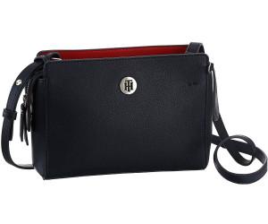 gute Textur Wählen Sie für neueste große Auswahl an Designs Tommy Hilfiger Crossbody-Tasche mit Monogramm navy ...