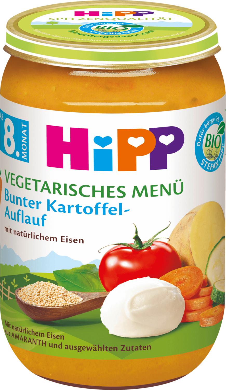 Hipp Bunter Kartoffel-Auflauf (220 g)