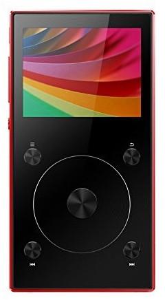 Image of FiiO X3 III red
