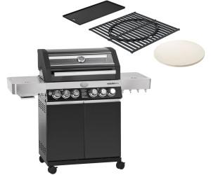 Rösle Gasgrill Hersteller : Rösle videro g s mit grillplatte grillrost pizzastein vario