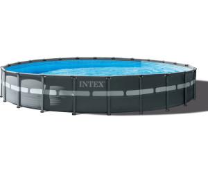 Intex Framepool Ultra Rondo Xtr Set O 732 Cm X 132 Cm