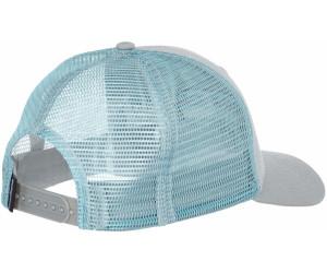 5eff7d5edfb Buy Patagonia P-6 Trucker Hat drifter grey/dam blue from £27.95 ...