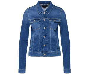 3ed438fbf3 Marc O'Polo Jeansjacke in klassischem Stil play with blue wash  (M02932125021)