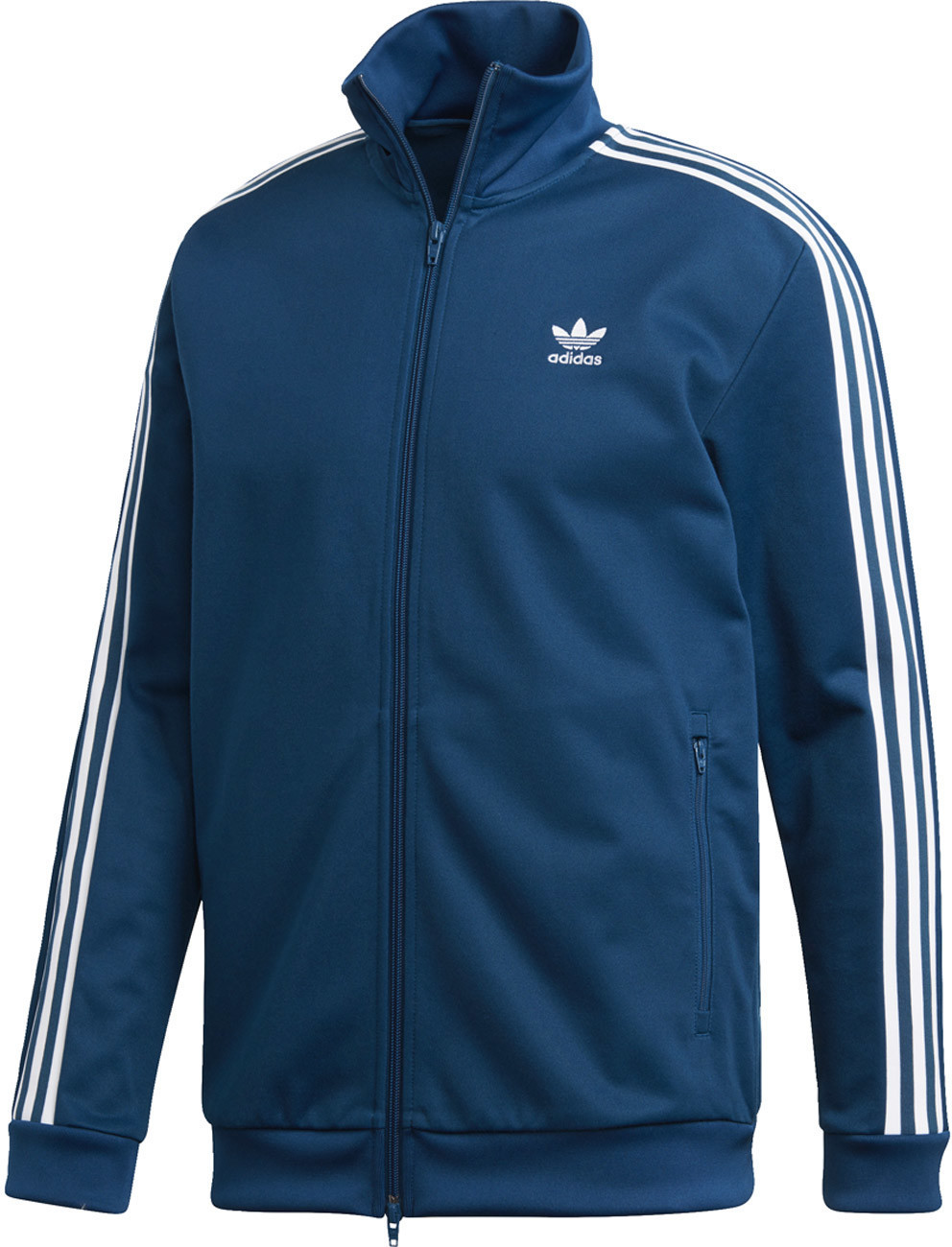 adidas Beckenbauer TT Chaqueta, Hombre, Marley, XL