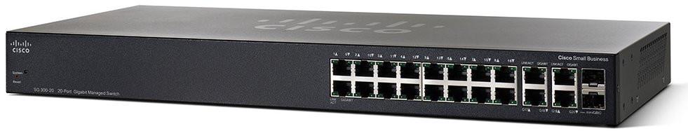 #Cisco Systems SG350-20#