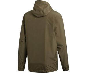 Adidas Climaproof Rain Jacket Men brown (DW9702) ab € 146,56