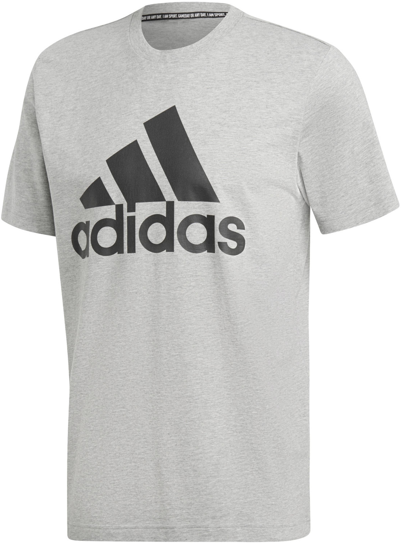 Adidas Must Haves Badge of Sport T-Shirt medium grey heather/black