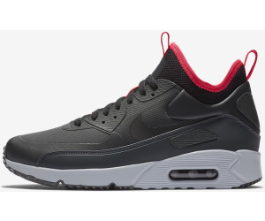 Nike Air Max 90 Ultra Mid Winter anthracitesolar redblack