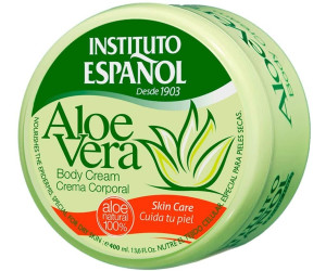 Instituto Español Body Cream Aloe Vera (400 ml)