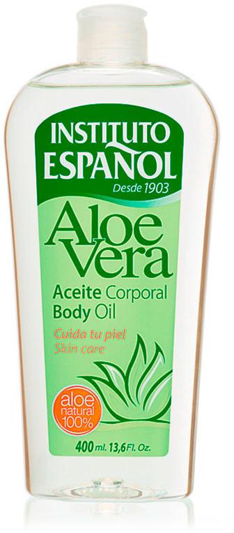 Instituto Español Aloe Vera Body Oil (400 ml)