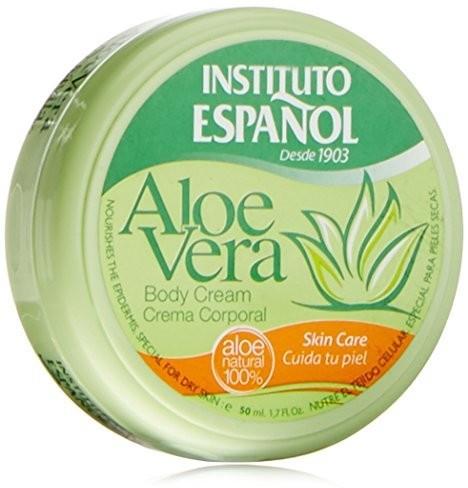 Instituto Español Body Cream Aloe Vera (50 ml)