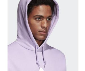 Adidas Trefoil Hoodie Men purple glow (DV1503) ab € 65,90