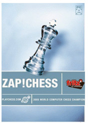 ZAP!CHESS 2005 - Computer Chess Champion (PC)