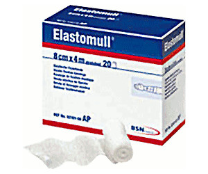 Bsn Medical Elastomull Ohne Polypropylen 8 Cm X 4 M 20 Stk Ab 9