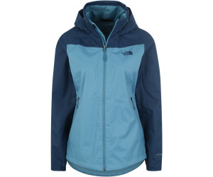 The North Face Women's Resolve Plus Jacket storm blueblue