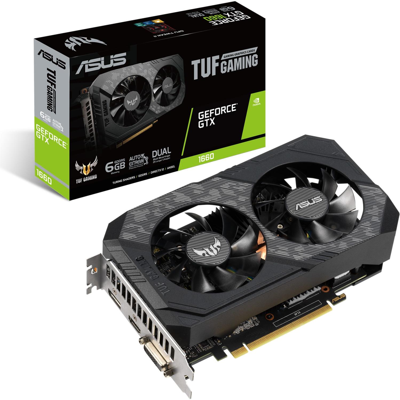 Asus TUF-GTX1660-6G-GAMING (6GB)