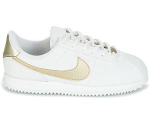 NIKE Cortez Basic Damen Sneaker Weiß Schuhe, Größe:39
