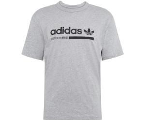 Rabatt Adidas Originals T Shirt Kaval grau großer Rabatt