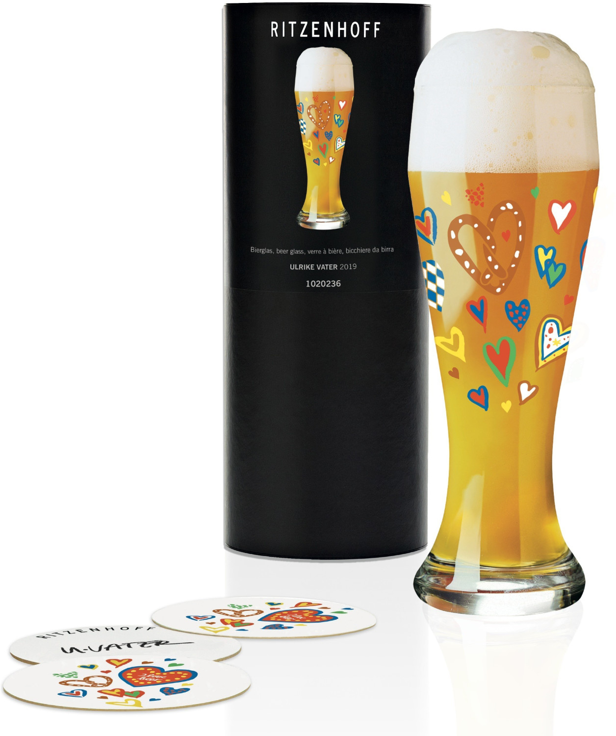 Image of Ritzenhoff Wheat beer glass 0.5 l spring 2019