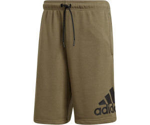 adidas Short Must Haves 3 Stripes grauschwarz