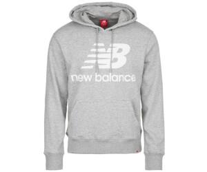 New Balance Essentials Stacked Logo Po Hoodie (MT91547) ab