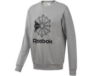 The Best Seller Reebok Classics Big Logo Fleece Crew