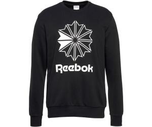 Reebok Classics Big Iconic Crewneck Sweatshirt Schwarz für…