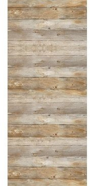 mySPOTTI Duschrückwand Holz 90x210 cm