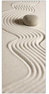 mySPOTTI Duschrückwand Zen 100x210 cm