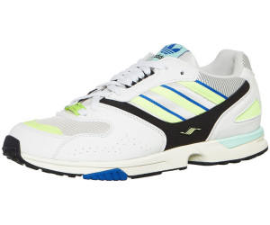 Adidas ZX 4000 crystal whitesemi solar yellowcore black ab