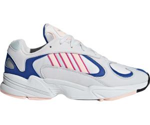 Baskets Adidas YUNG 1 BEIGE CLEAR ORANGE COLLEGIATE ROYAL   BUZZAO