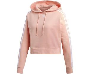 Adidas Cropped Hoodie dust pink (DX2161) ab 47,99