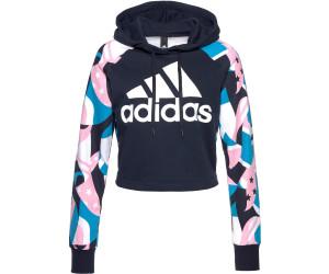 Adidas Sport ID Printed Crop Hoodie ab 50,69