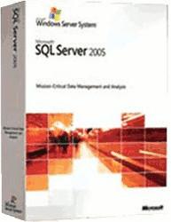 Microsoft SQL Server 2005 Standard Edition (EN)