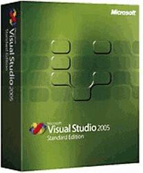Microsoft Visual Studio 2005 Standard Edition (...