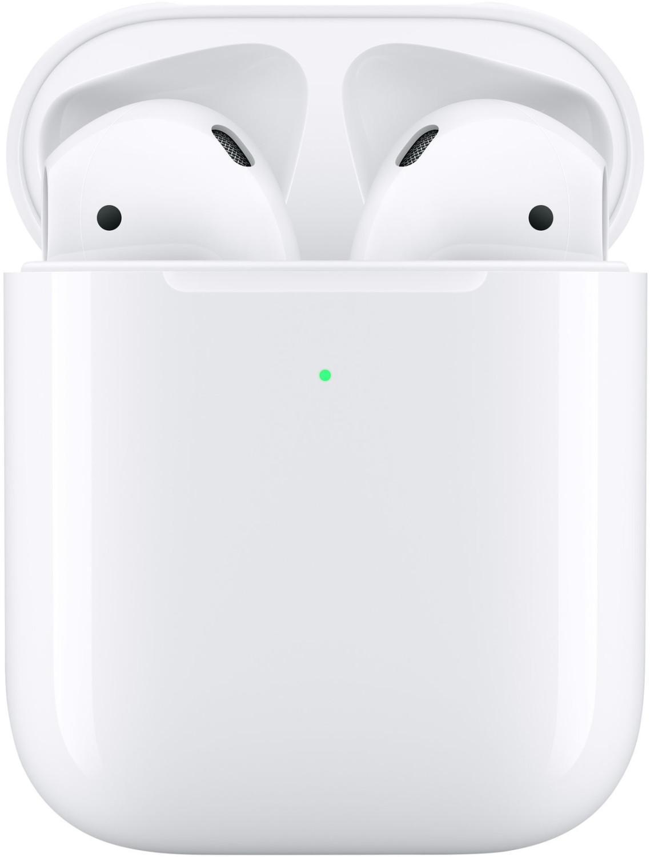 Image of Apple AirPods 2 (2019) con custodia di ricarica wireless