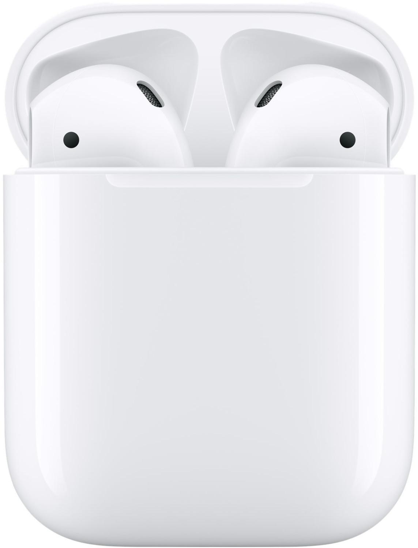 Apple AirPods 2 (2019) mit Kabel-Ladecase